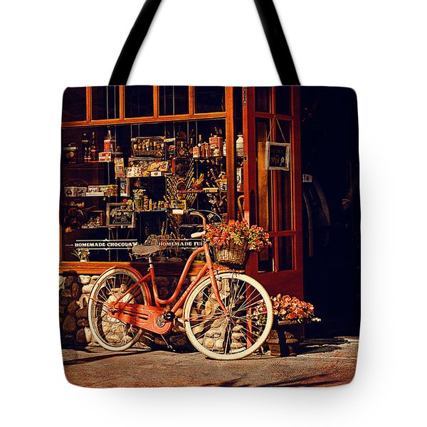 Chocolaterie  Tote Bag