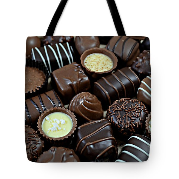 Chocolates Tote Bag