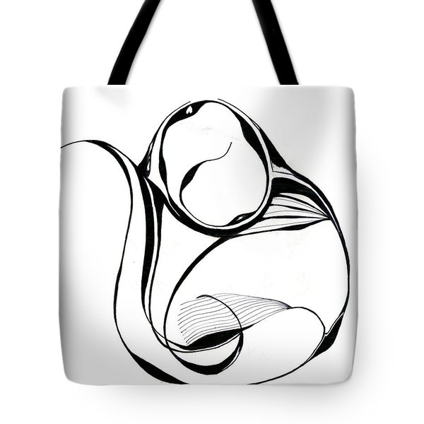 Chontae Demae Tote Bag