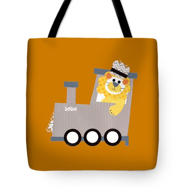 Choo Choo T-shirt Tote Bag