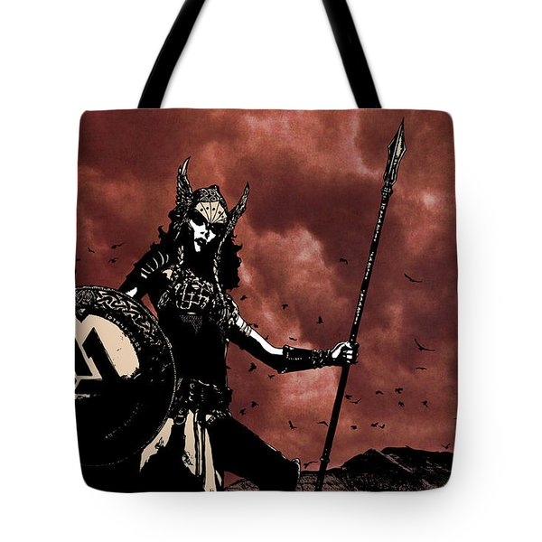 Chooser Of The Slain Tote Bag