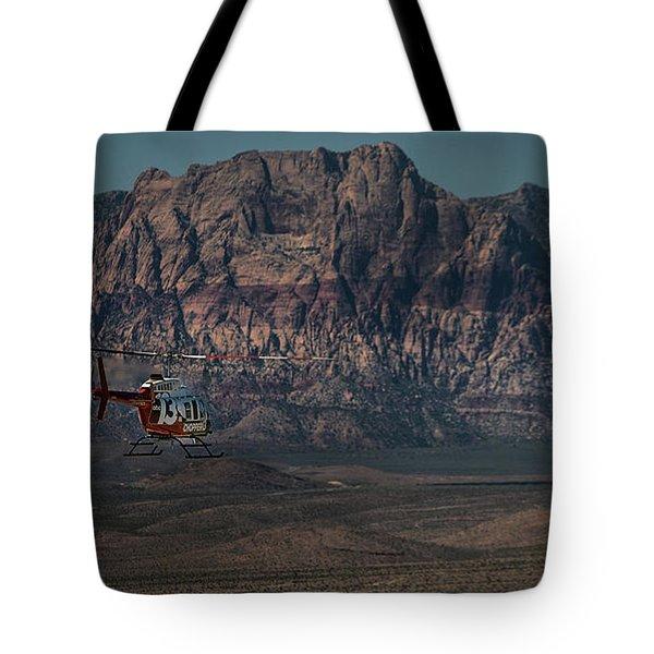 Chopper 13-1 Tote Bag