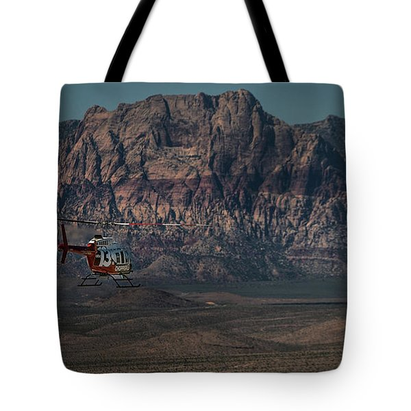 Chopper 13-1 Tote Bag