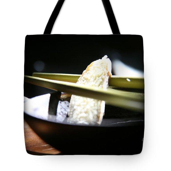 Chopsticks And Ginger  Tote Bag