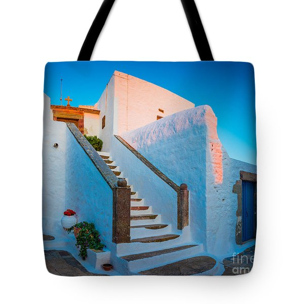 Chora Chapel Tote Bag