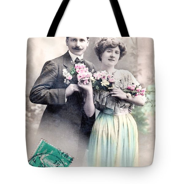 Chose Exquise Tote Bag