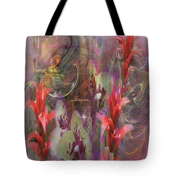 Chosen Ones Tote Bag by John Beck
