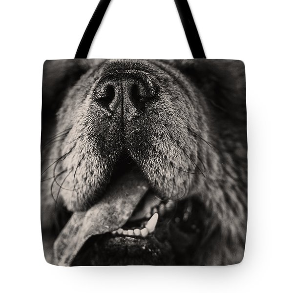 Chow Chow  Tote Bag by Stelios Kleanthous