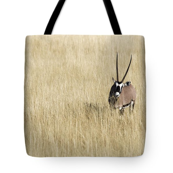 Chowing Oryx Tote Bag