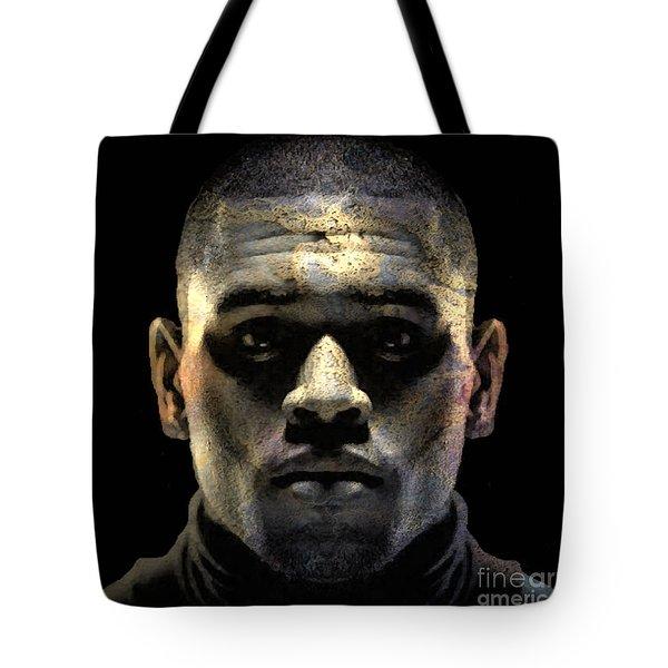 Chris Brown Tote Bag