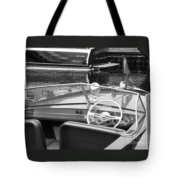 Chris Craft Utility Tote Bag