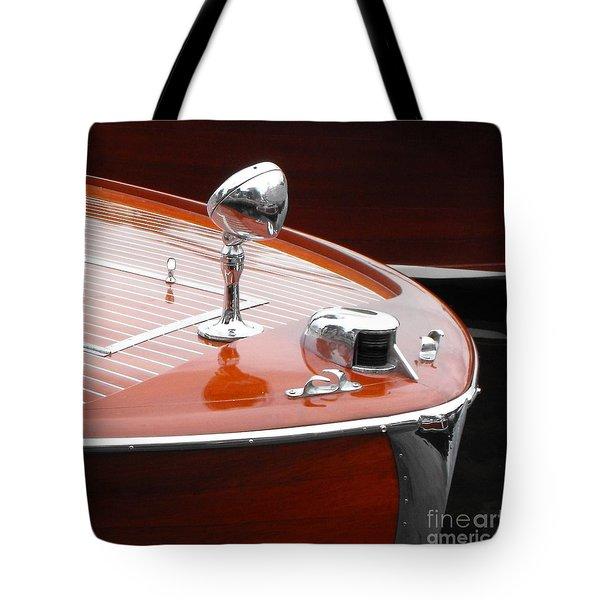 Chris Craft Utilty Tote Bag