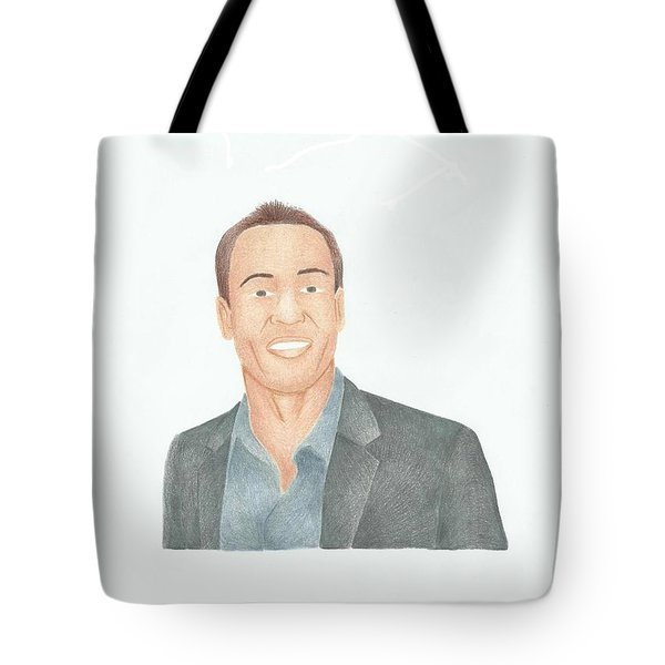Chris Klein Tote Bag