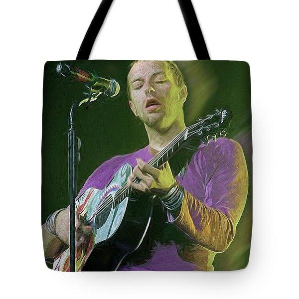 Chris Martin, Coldplay Tote Bag