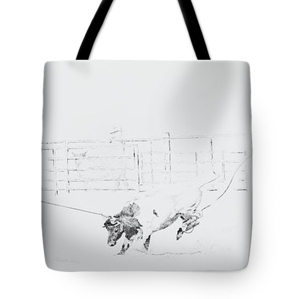 Chris Moore Suggie Horses Only Tote Bag by Tracy L Teeter