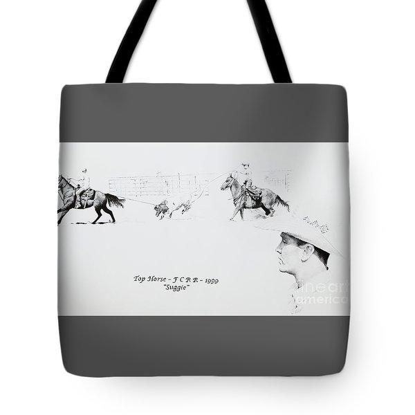Chris Moore Suggie Tote Bag by Tracy L Teeter