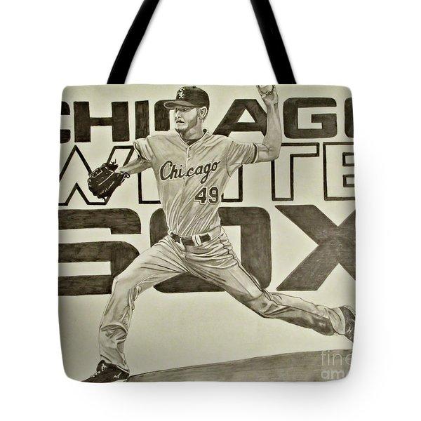 Chris Sale Tote Bag