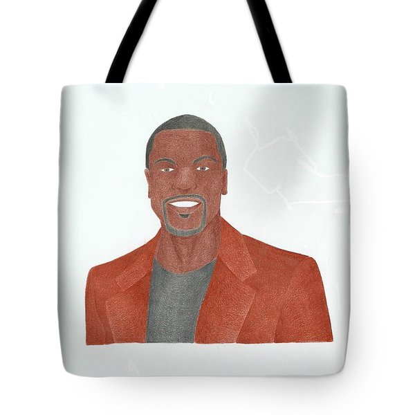 Chris Tucker Tote Bag