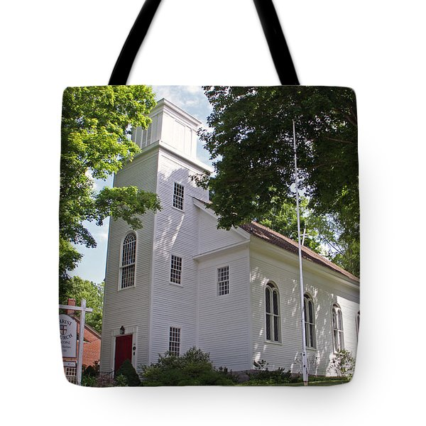 Christ Church Episcopal Tote Bag