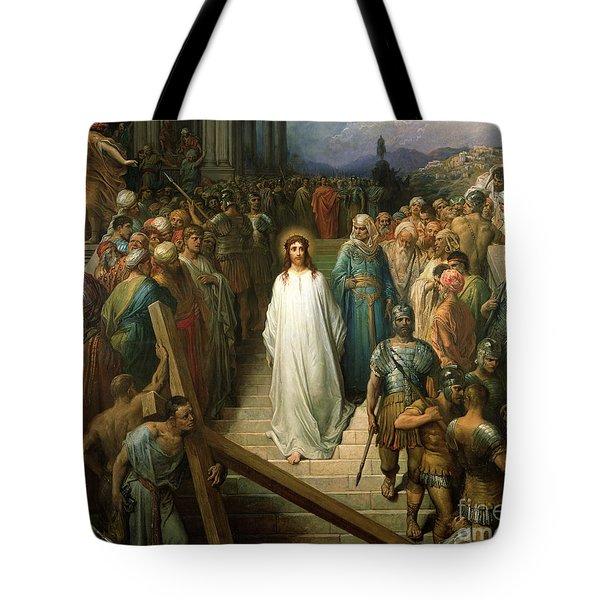 Christ Leaves His Trial Tote Bag
