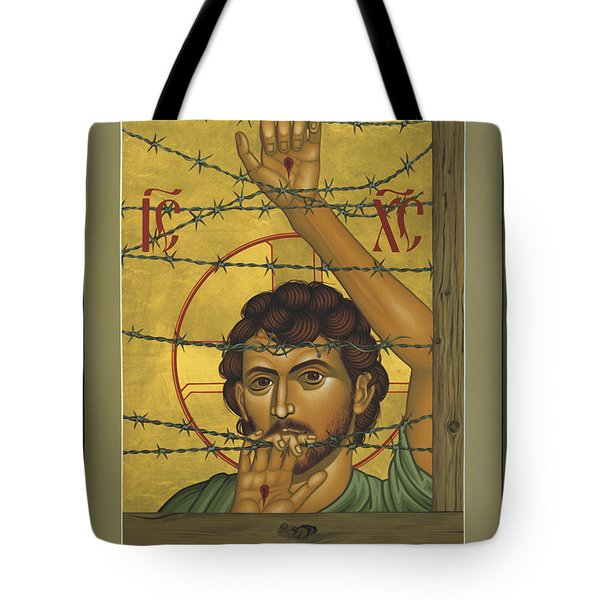Christ Of Maryknoll - Rlcom Tote Bag