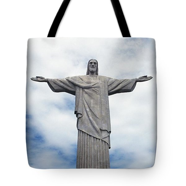 Christ The Redeemer Tote Bag by Paul Landowski
