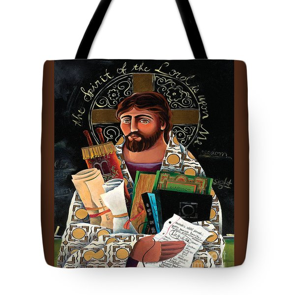 Christ The Teacher - Mmctt Tote Bag