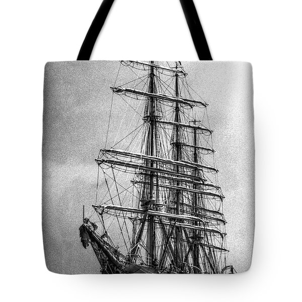 Christian Radich Tote Bag