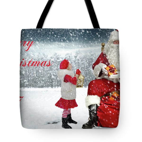 Christmas 2017 Tote Bag