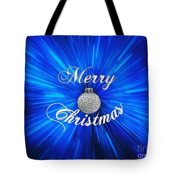 Christmas Brillance Tote Bag