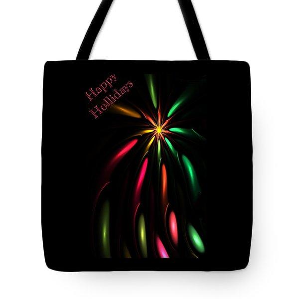 Christmas Card 110810 Tote Bag by David Lane