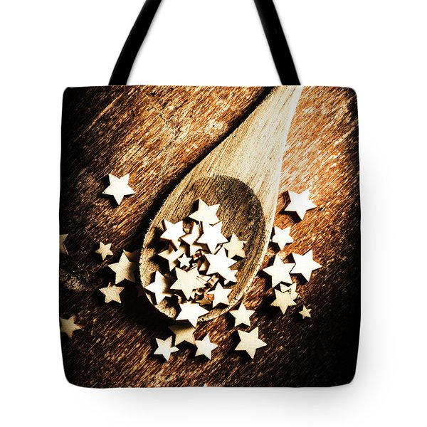 Christmas Cooking Tote Bag