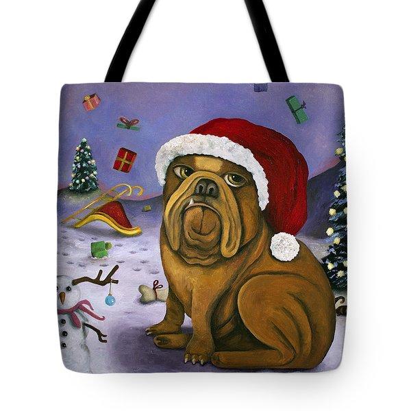 Christmas Crash Tote Bag