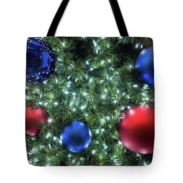 Christmas Display 2 Tote Bag