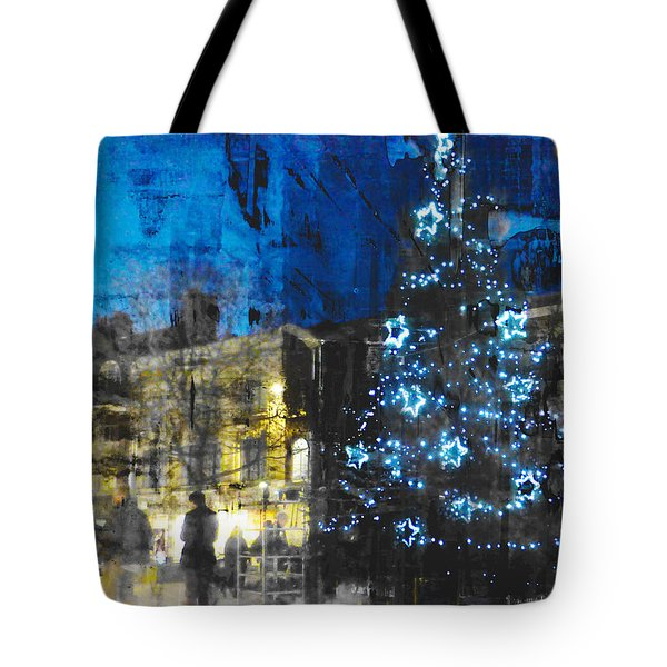 Tote Bag featuring the photograph Christmas Eve by LemonArt Photography