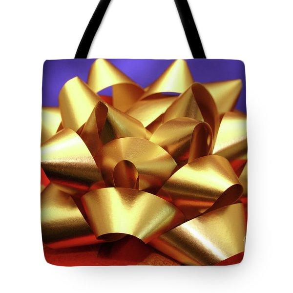 Christmas Gift Tote Bag by Gaspar Avila