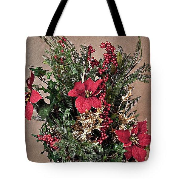 Christmas Jewels Tote Bag