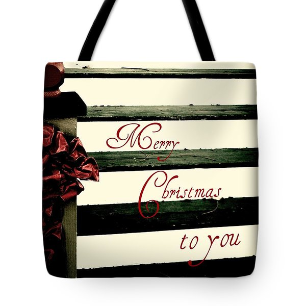 Christmas No. Eleven Tote Bag