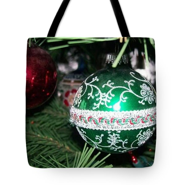 Christmas Ornament  Tote Bag