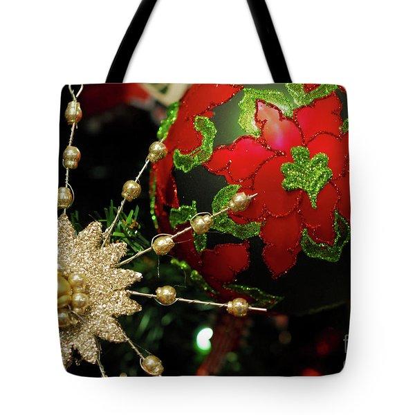 Christmas Ornaments 2 Tote Bag
