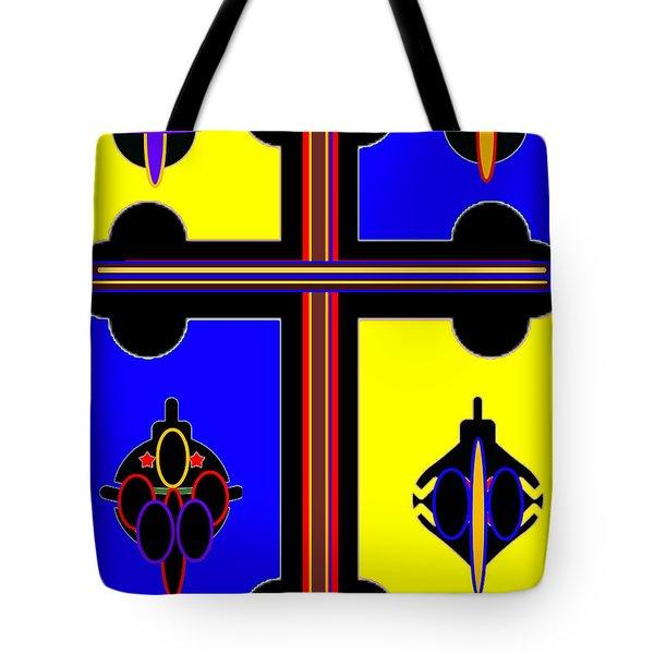 Christmas Ornate 2 Tote Bag
