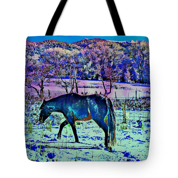 Christmas Roan El Valle Iv Tote Bag