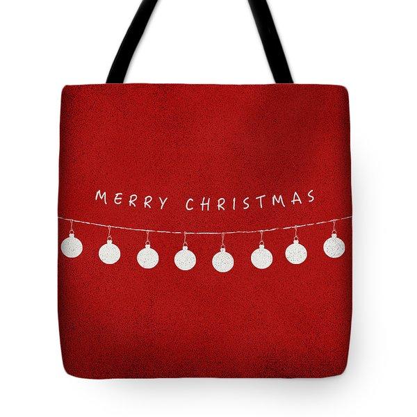 Christmas Series Christmas Decor Tote Bag