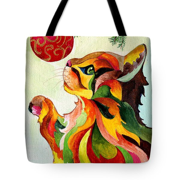 Christmas Tempation Tote Bag