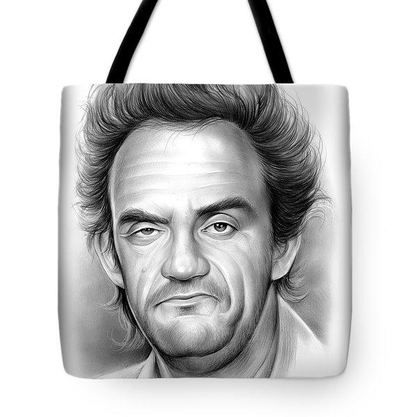 Christopher Lloyd Tote Bag