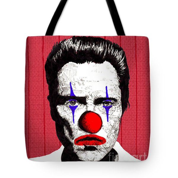 Christopher Walken 2 Tote Bag by Jason Tricktop Matthews