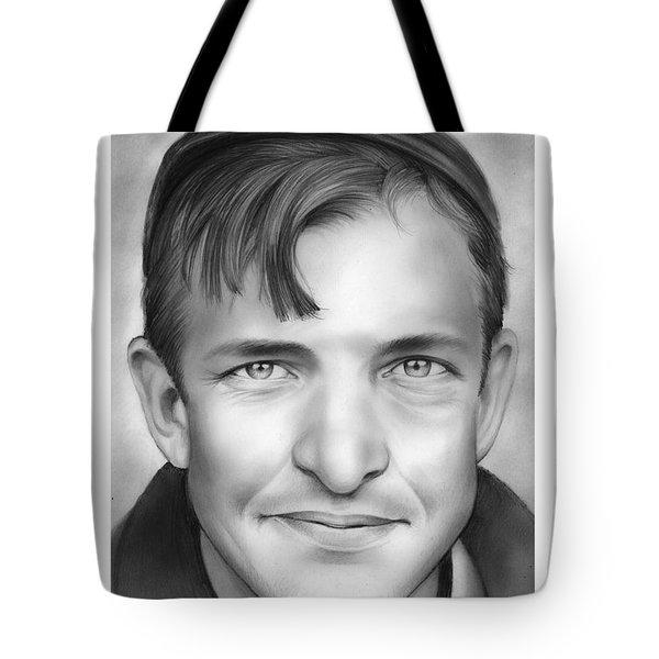 Christy Mathewson Tote Bag