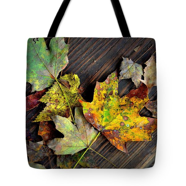 Chromatic Finale Tote Bag