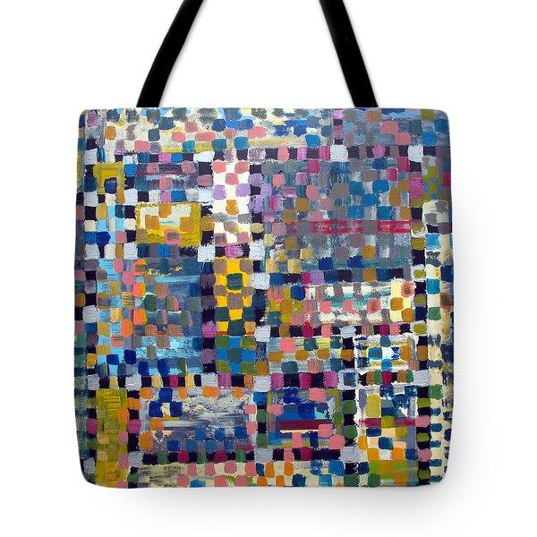 Chromatic Indulgence Tote Bag