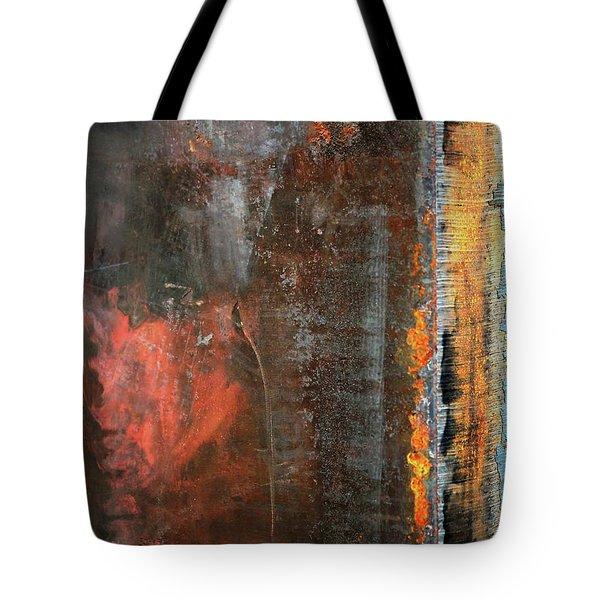 Chromatic Steel Tote Bag